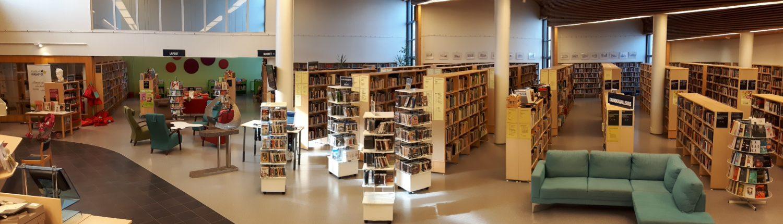 Kirjasto Jalasjärvi